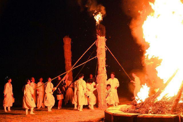 奧津軽虫と火まつり