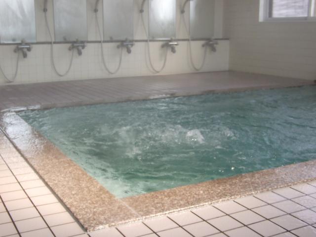 古懸コミュニティ浴場