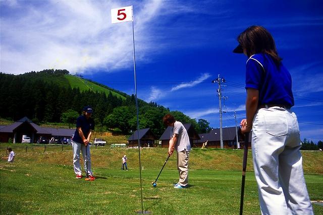 平内町パークゴルフ場