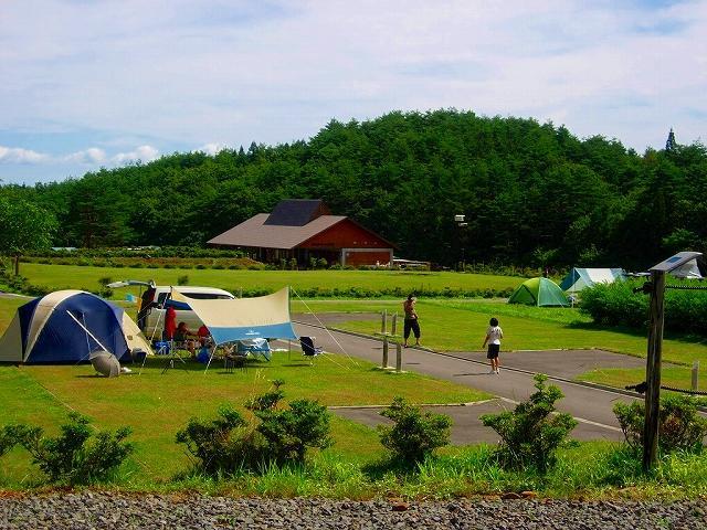 夜越山オートキャンプ場