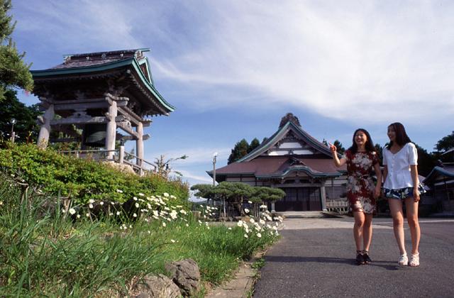 正行寺(青森県今別町)
