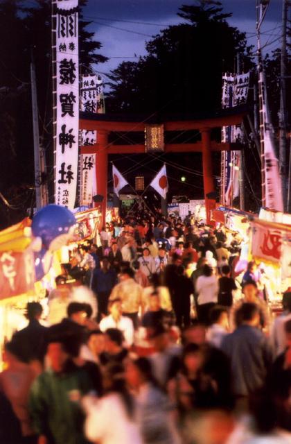猿賀神社十五夜大祭