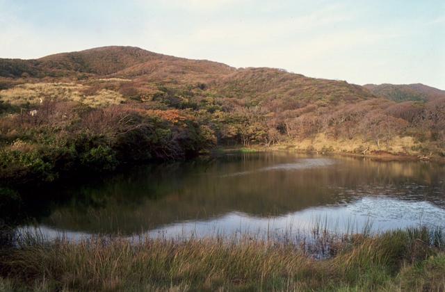繩文池塘遺跡