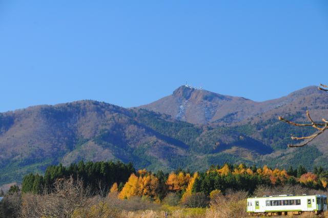 烏帽子岳(青森県野辺地町)