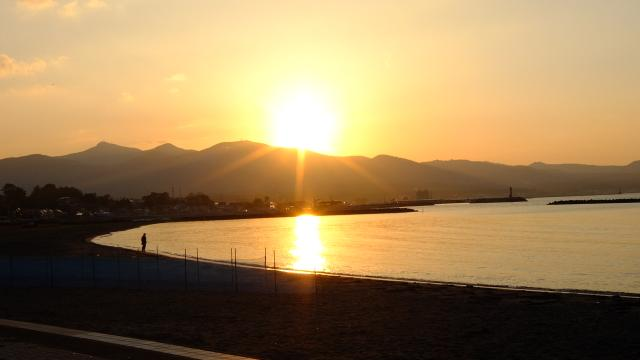 十符ヶ浦海水浴場