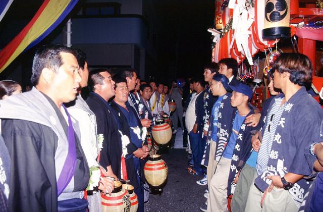 稲荷神社例大祭