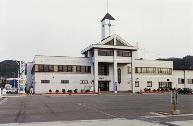 津軽海峡文化館(アルサス)