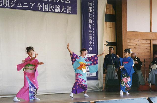 【2020年度中止】南部七唄七踊り全国大会