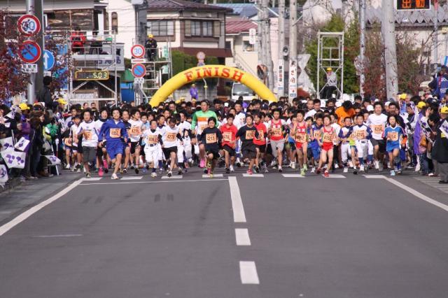 宮古サーモンハーフマラソン大会