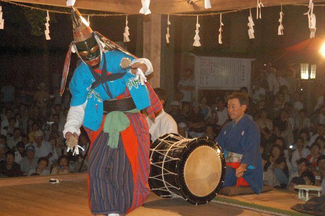 Hayachine Shrine Annual festival★03205ba2212060835