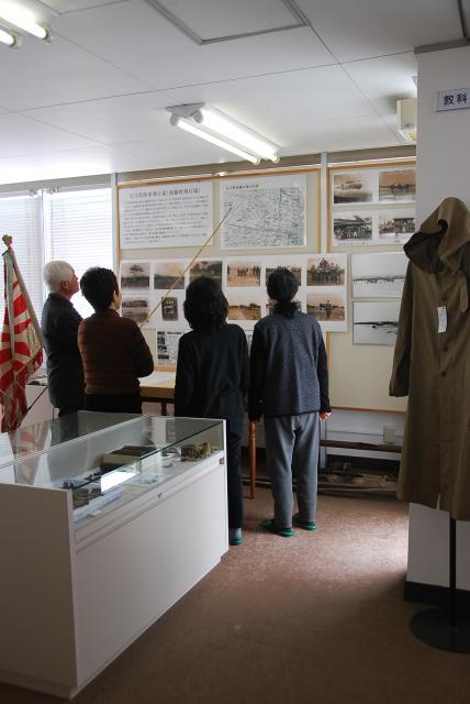 北上平和記念展示館