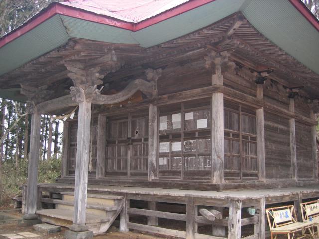 立花毘沙門堂