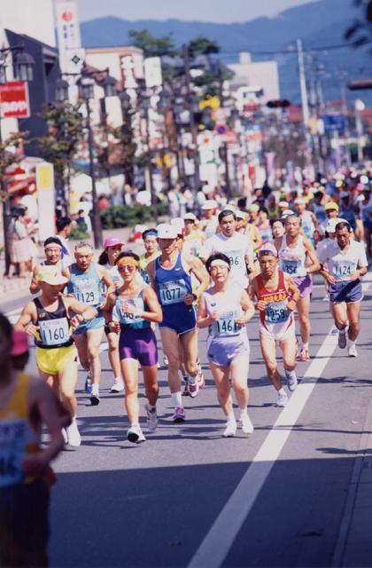 【2020年中止】一関国際ハーフマラソン大会