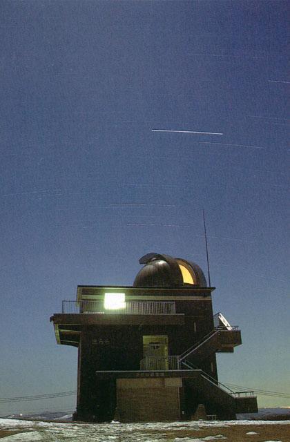 きらら室根山天文台