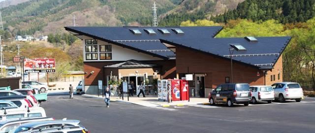 道路的車站釜石仙人嶺