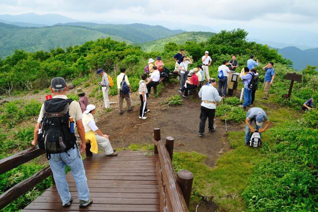 稲庭岳ハイキングコース