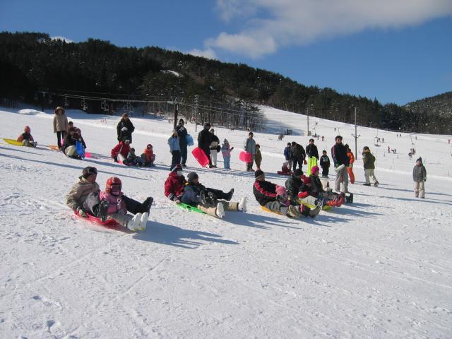 越路スキー場感謝祭