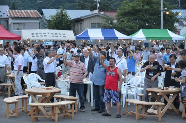 Waste firewood wine & draft beer Festival