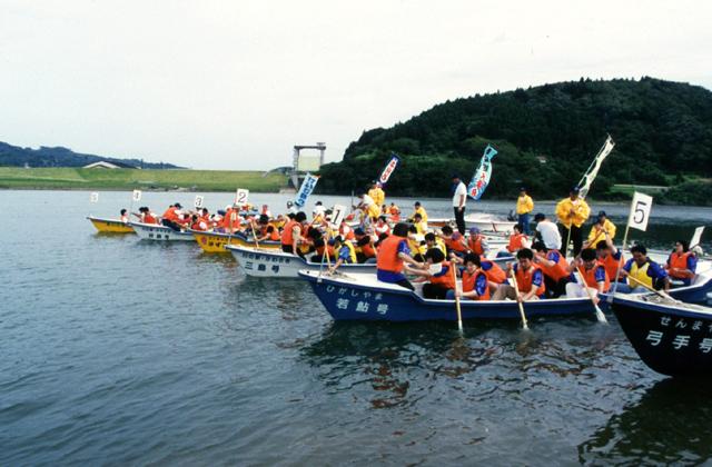 【2020年中止】北上川流域交流Eボート大会