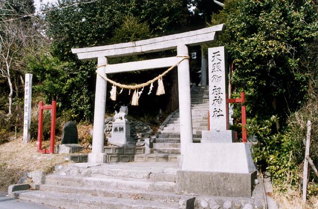 天照御祖神社