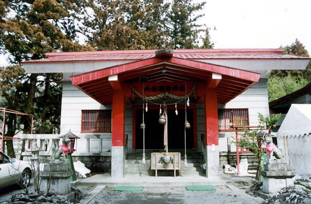 大槌稲荷神社