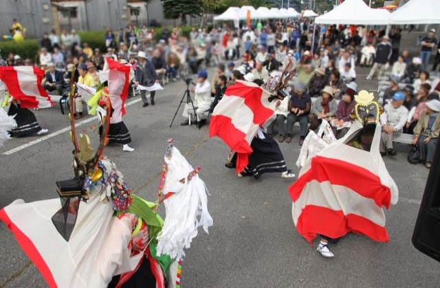 tanohata village industry Festival