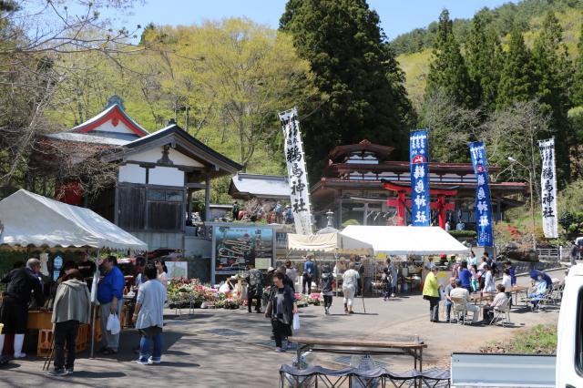 鵜鳥神社例大祭