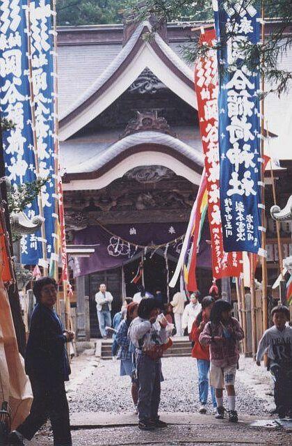 【祭儀のみ】岡谷稲荷神社例大祭