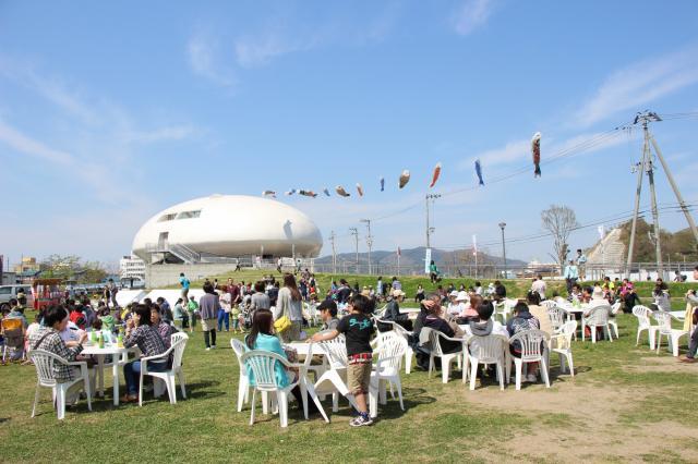 石ノ森萬画館 春のマンガッタン祭り