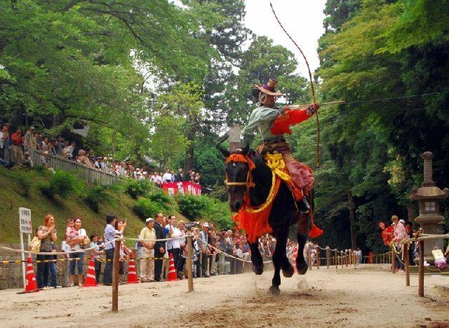 鹽竈神社例祭