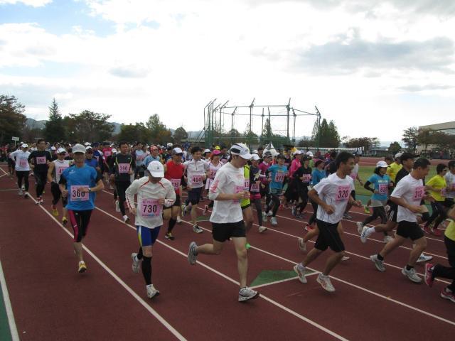 第30回阿武隈リバーサイドマラソン大会