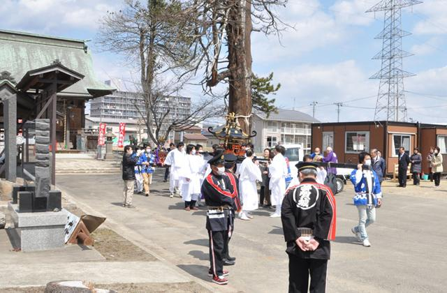八幡神社例祭