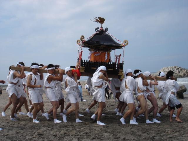 八重垣神社(宮城県山元町)
