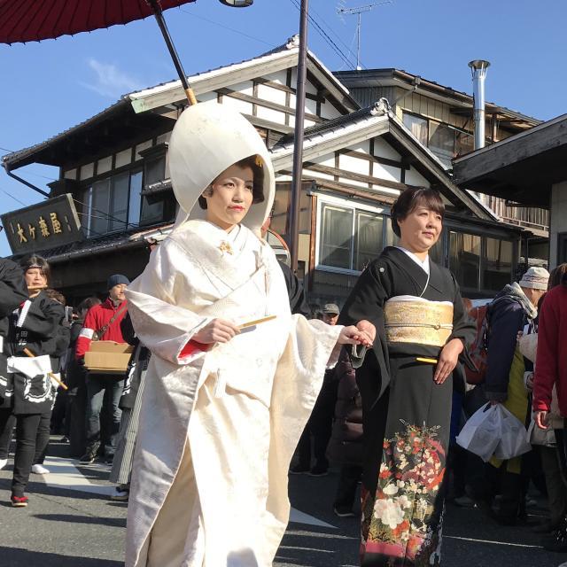 【2020年中止】吉岡八幡神社島田飴まつり