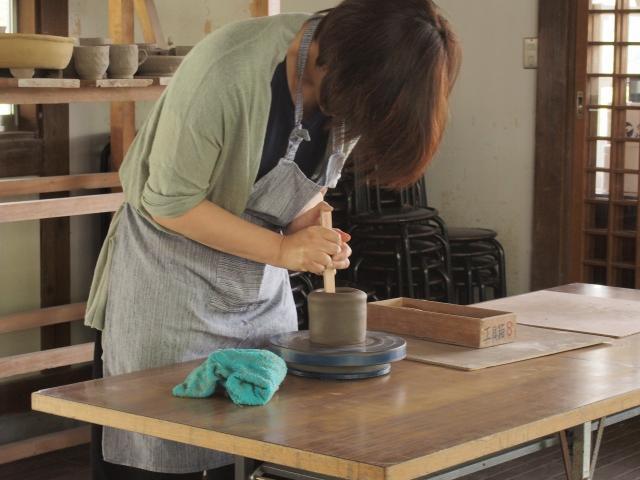 七ツ森陶芸体験館