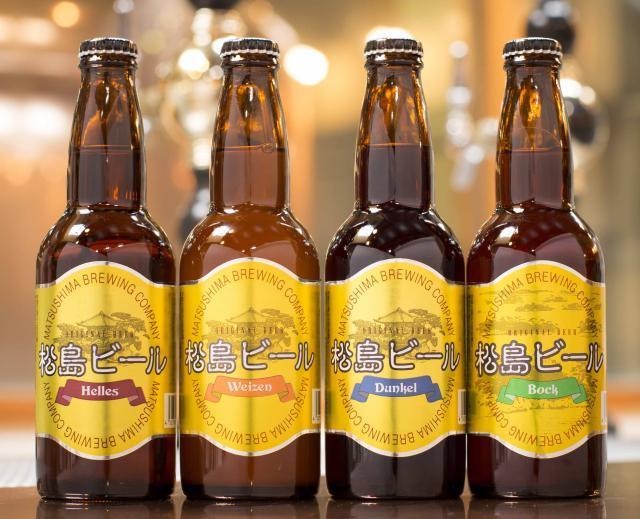 松島ビール(地ビール)