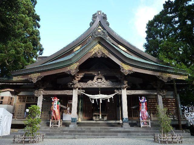 三吉梵天祭