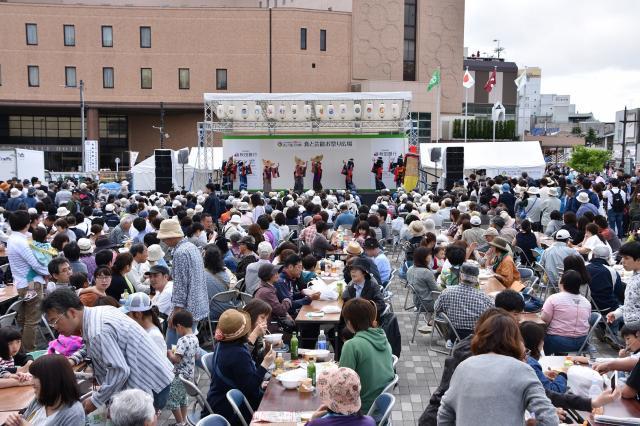 これが秋田だ!食と芸能大祭典