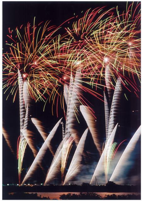 Fireworks of Noshiro, Port Festival