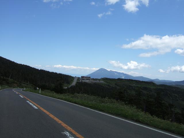 八幡平山頂一周コース