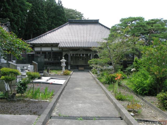 妙慶寺(秋田県由利本荘市)