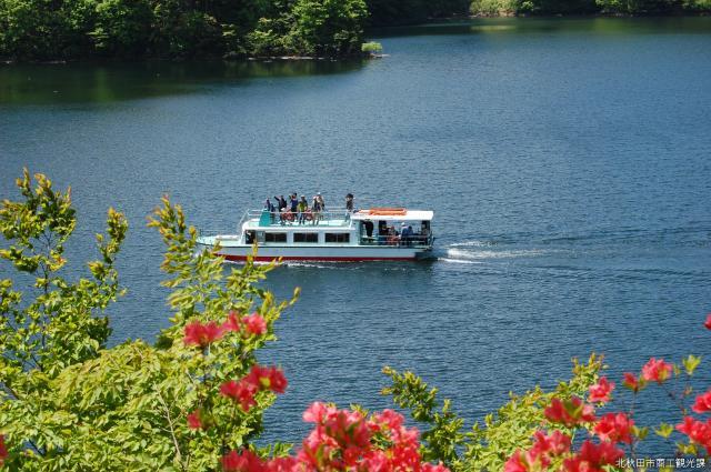 太平湖湖水開き