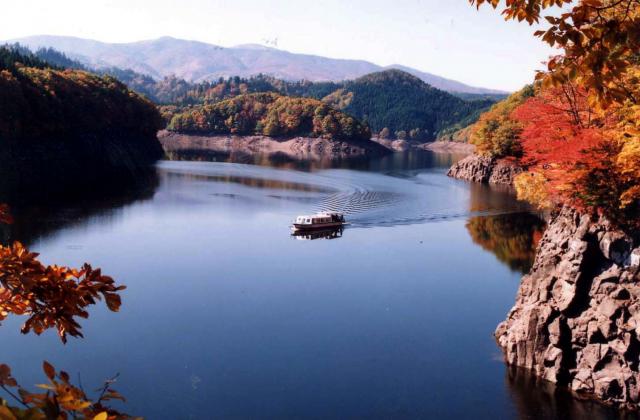 太平湖・小又峡紅葉まつり