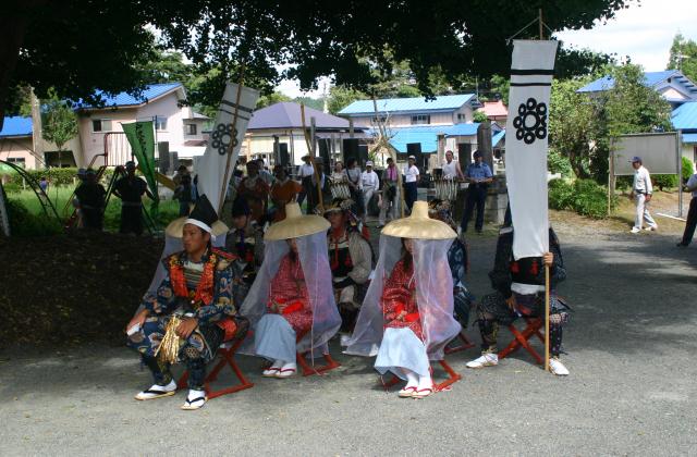 【2021年度開催中止】戸沢氏祭