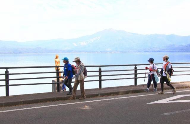 田沢湖ツーデーマーチ【開催中止】