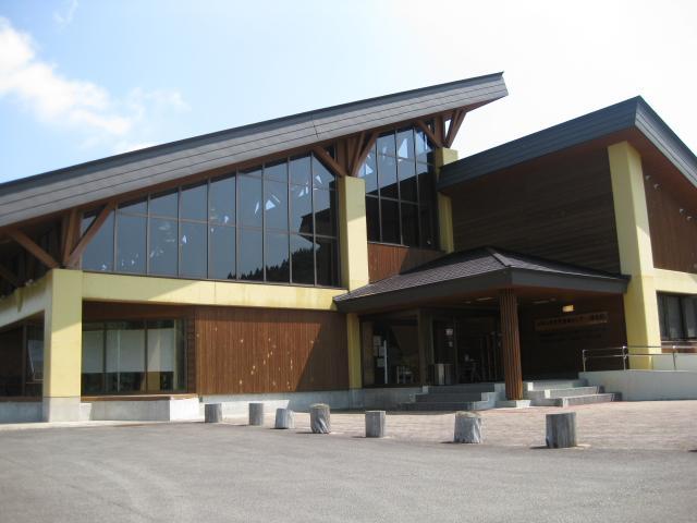 白神山地世界遺産センター藤里館