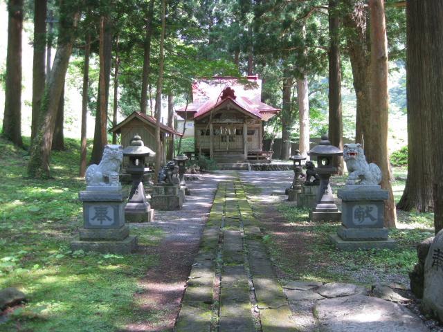素波里神社