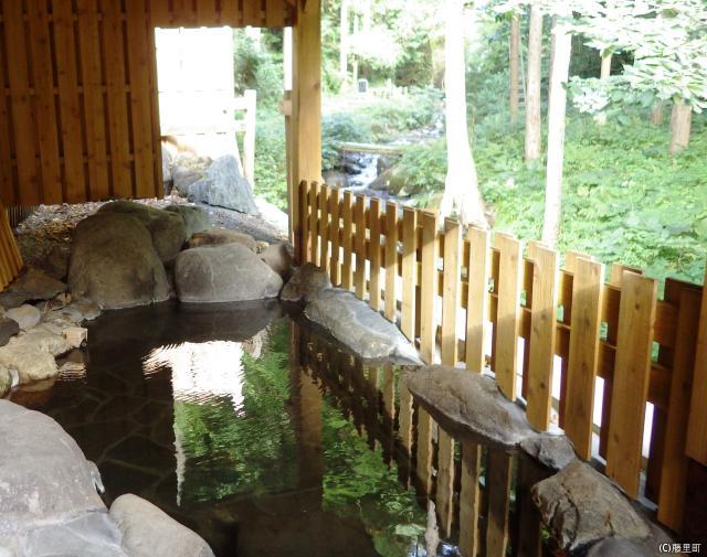 湯の沢温泉郷