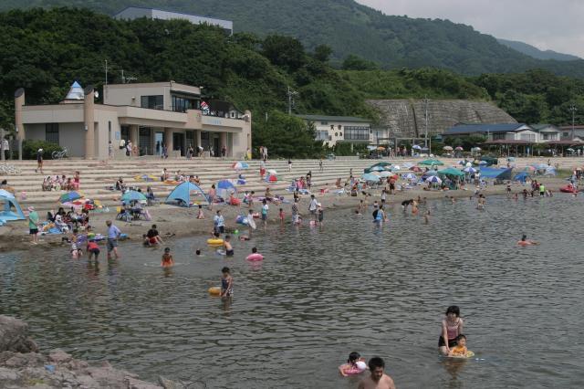 岩館海浜プール