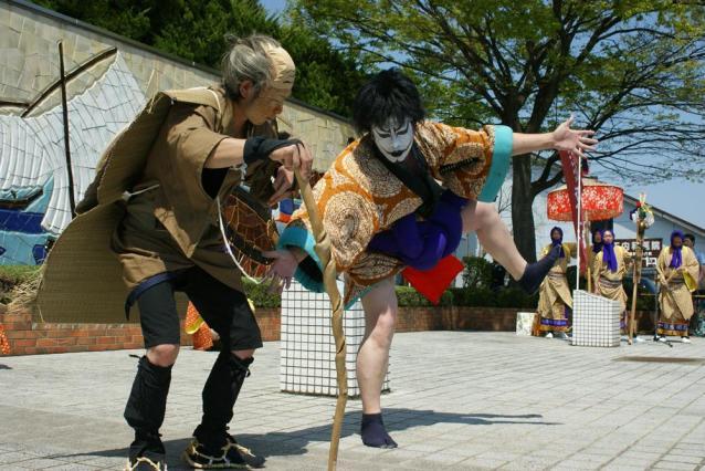 願人踊(開催)